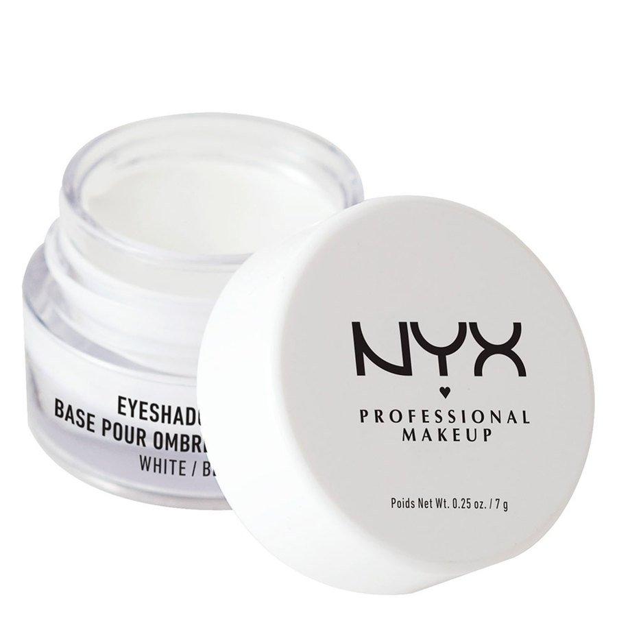 NYX Professional Makeup Eye Shadow Base, White