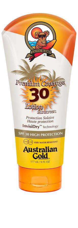 Australian Gold Lotion Premium Coverage SPF 30 (177 ml)
