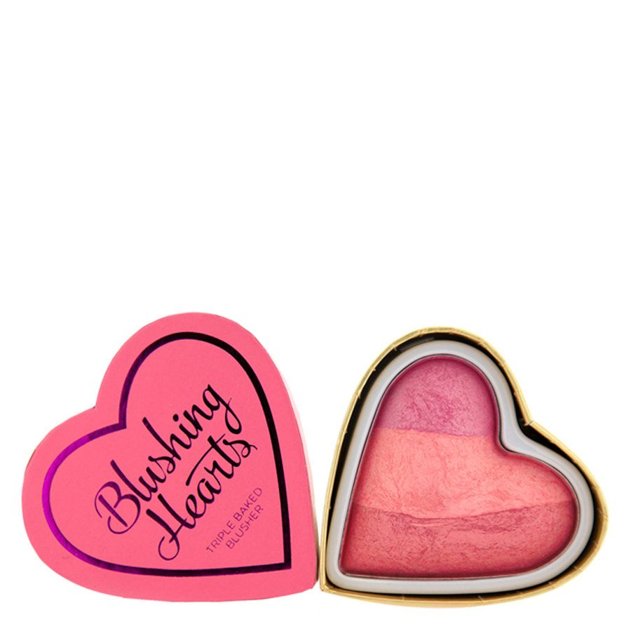 I Heart Revolution Hearts Exclusively Moisturising Blushing Heart