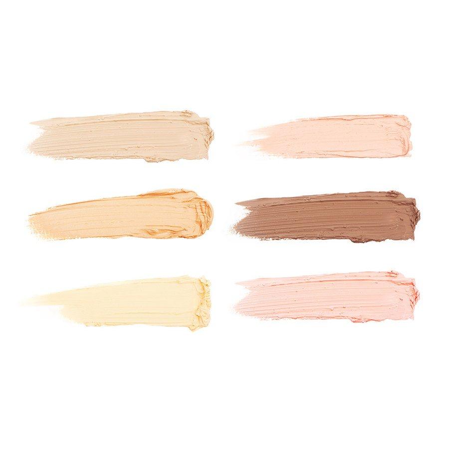NYX Professional Makeup Palette Conceal, Correct, Contour, Light 3CP01