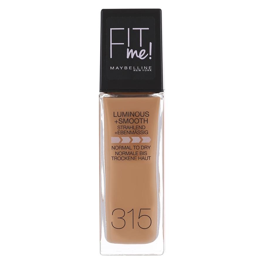 Maybelline Fit Me Liquid Foundation, Soft Honey 315 (30 ml)