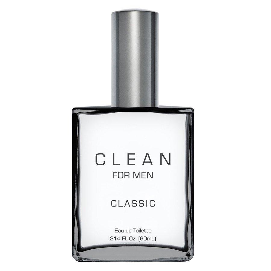Clean for men Classic Eau De Toilette (60 ml)