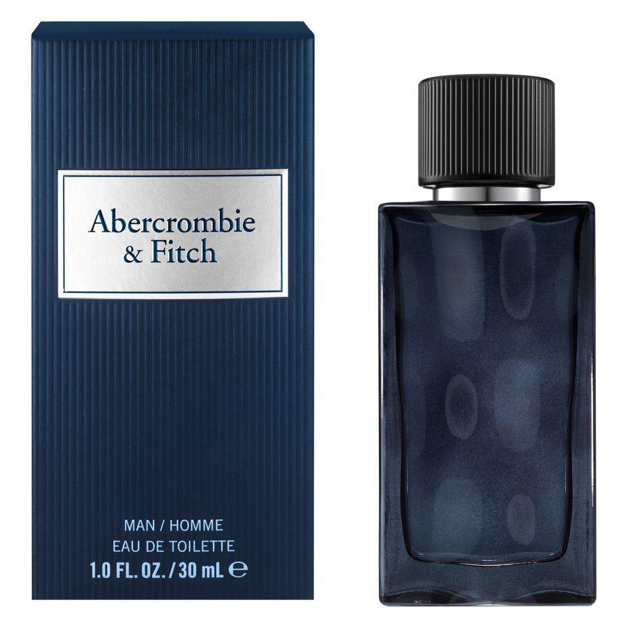 Abercrombie & Fitch Blue Men Eau De Toilette (30 ml)