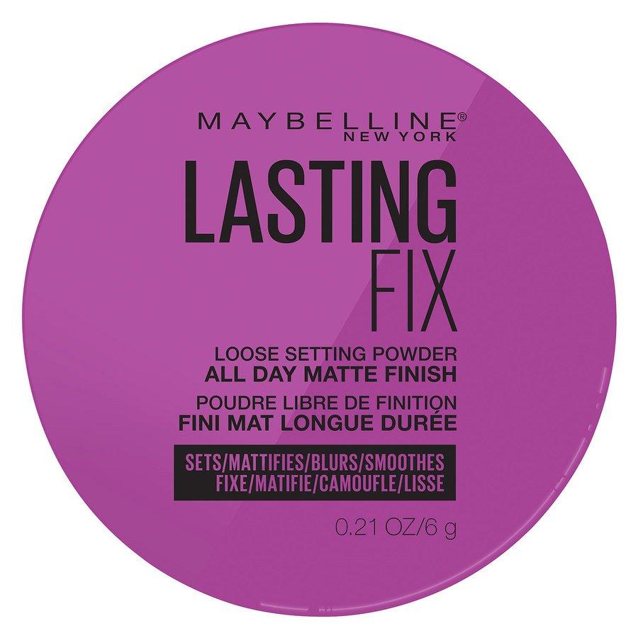 Maybelline Master Fix Setting + Perfecting Loose Powder, 01 Translucent (6g)