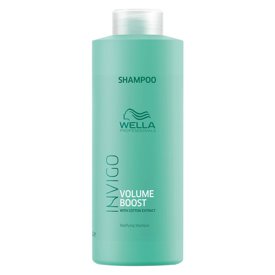 Wella Professionals Invigo Volume Boost Bodifying Shampoo (1l)