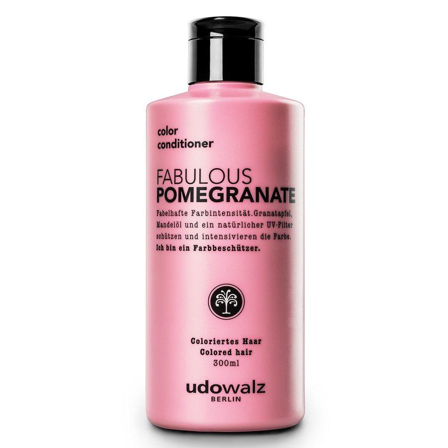 Udo Walz Fabulous Pomegranate Color Conditioner (300ml)