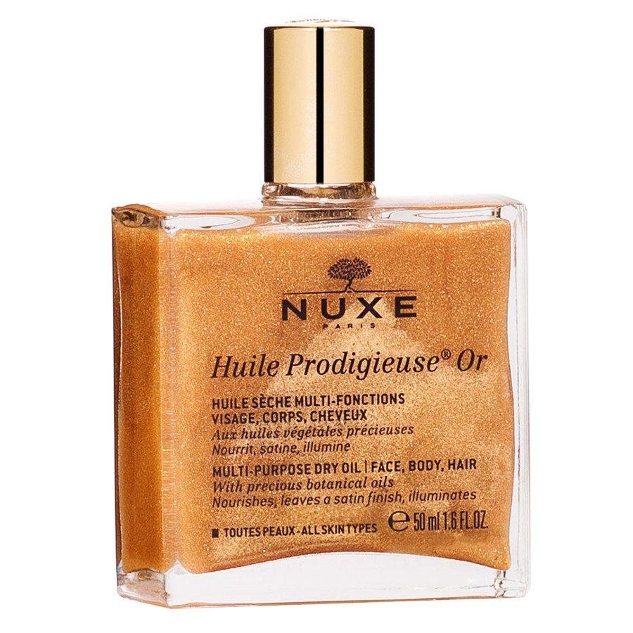 NUXE Huile Prodigieuse Multi-Purpose Dry Oil Face, Body, Hair (50 ml)