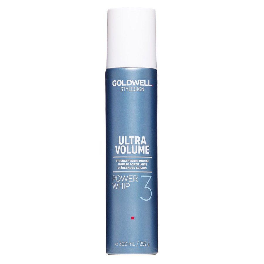 Goldwell Stylesign Ultra Volume Power Whip Strengthening Mousse (300 ml)