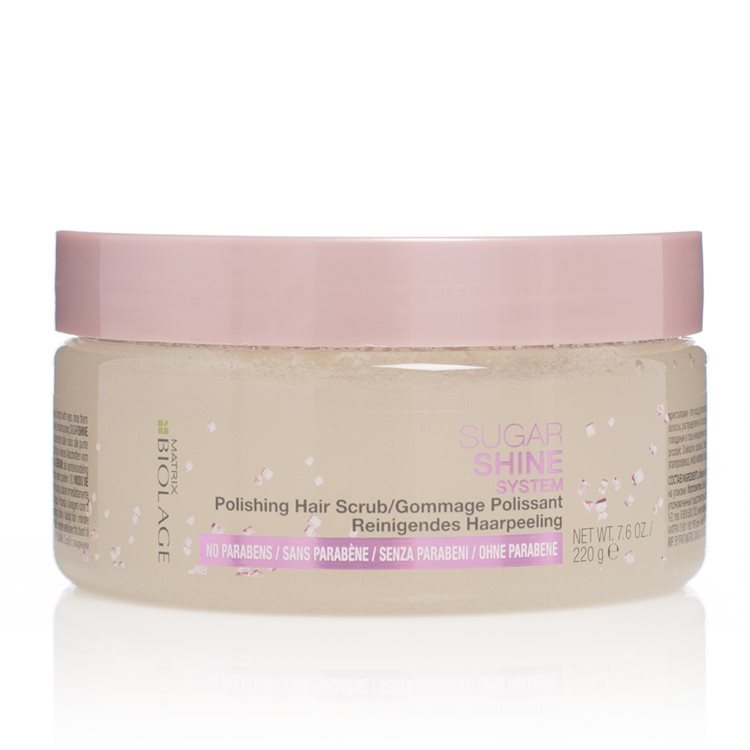 Matrix Biolage Sugar Shine Polishing Hair Peeling (220g)