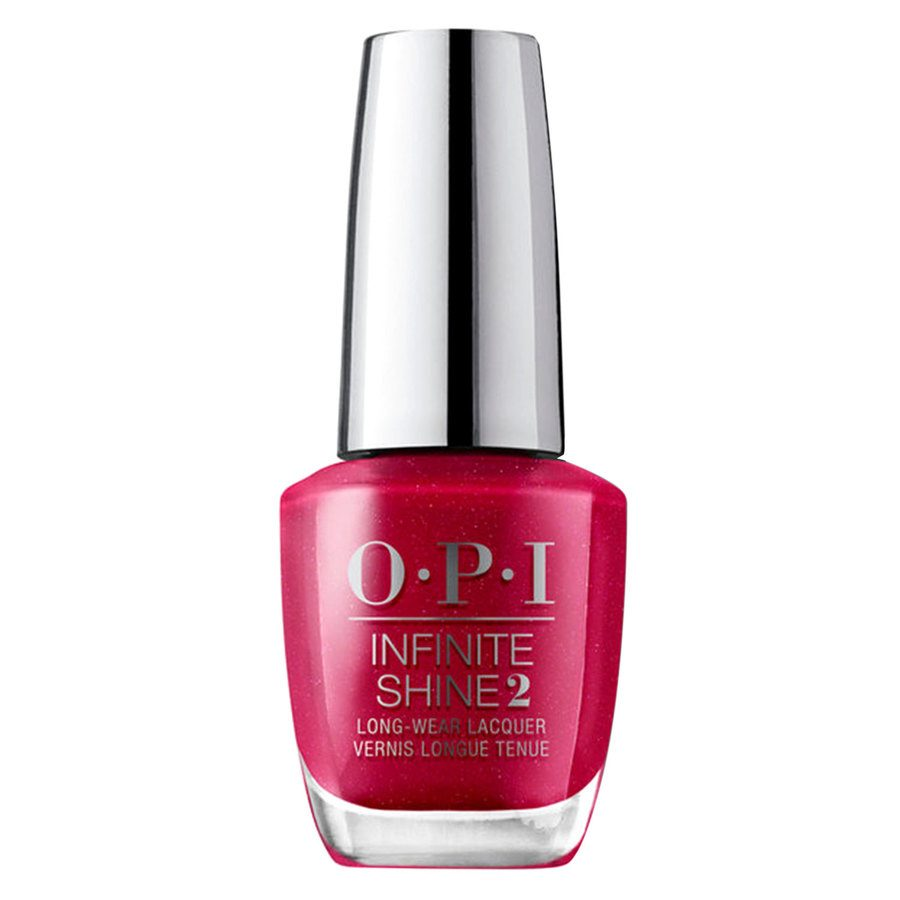 OPI Infinite Shine Fan Favourites, Peru-B-Ruby (15 ml)
