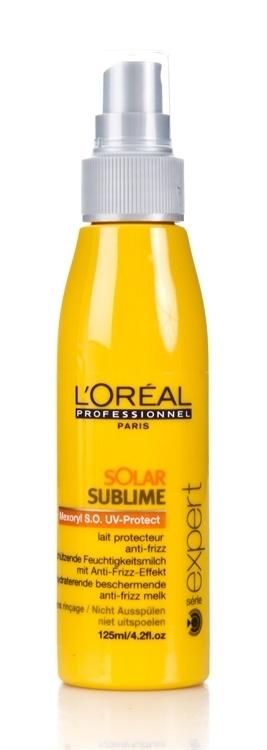 L'Oréal Professionnel Série Expert Solar Sublime Advanced Protection Conditioning Spray, Sonnenschutz- und Pflegespray (125 ml)