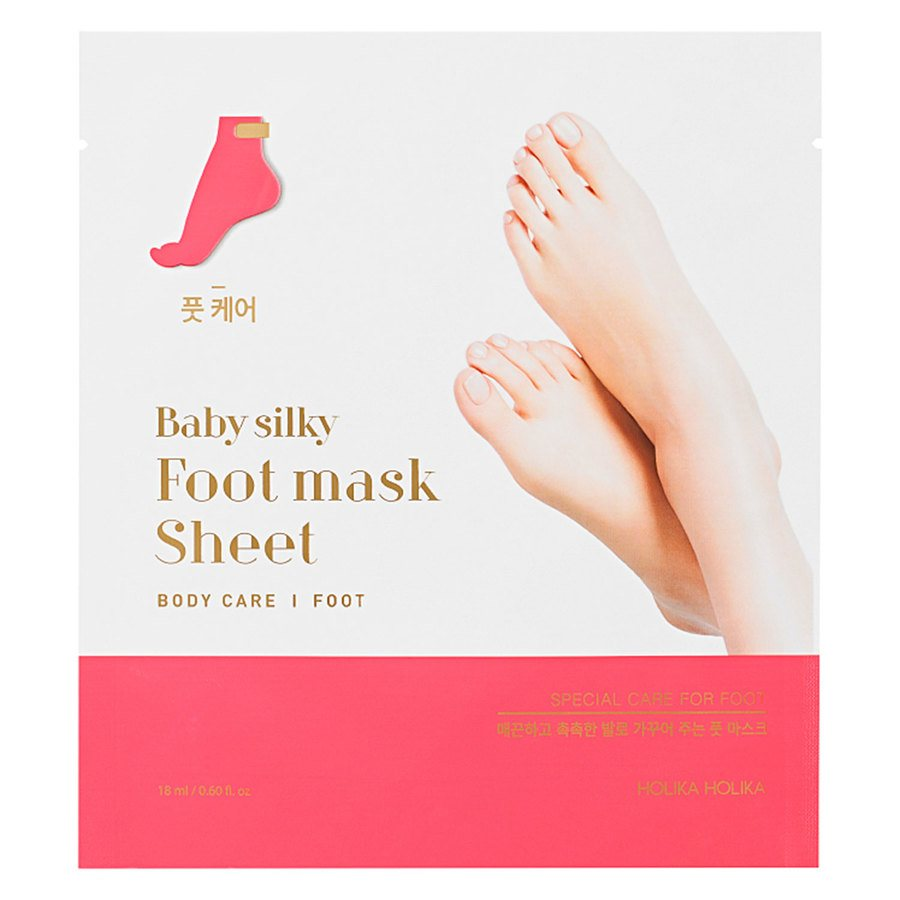 Holika Holika Baby Silky Foot Mask Sheet 22ml