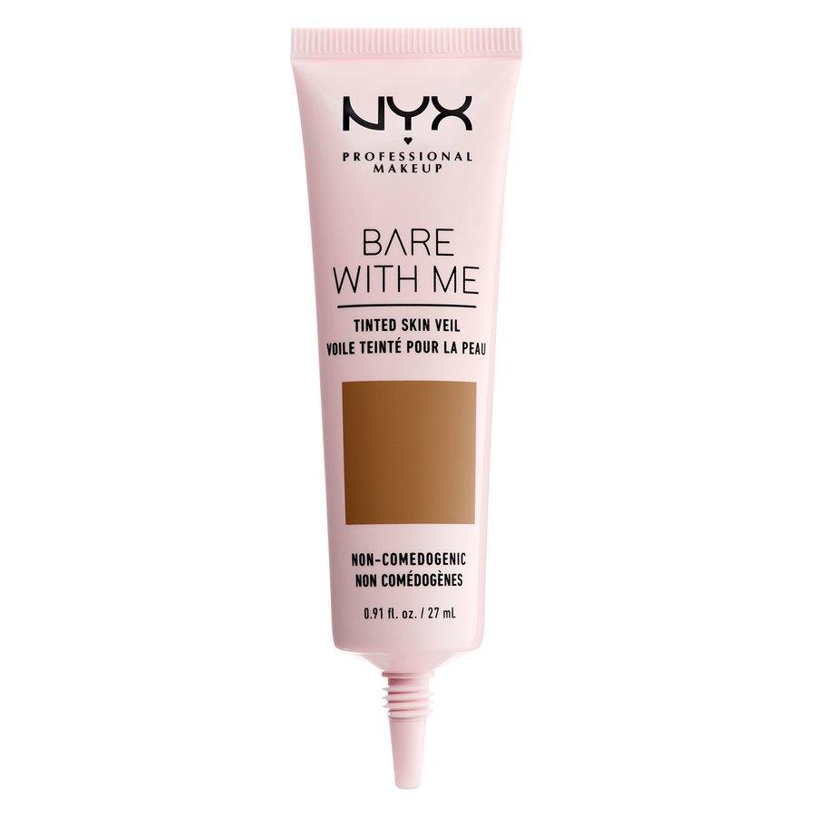 NYX Professional Makeup Bare With Me Tinted Skin Veil Cinnamon Mahogany 27ml