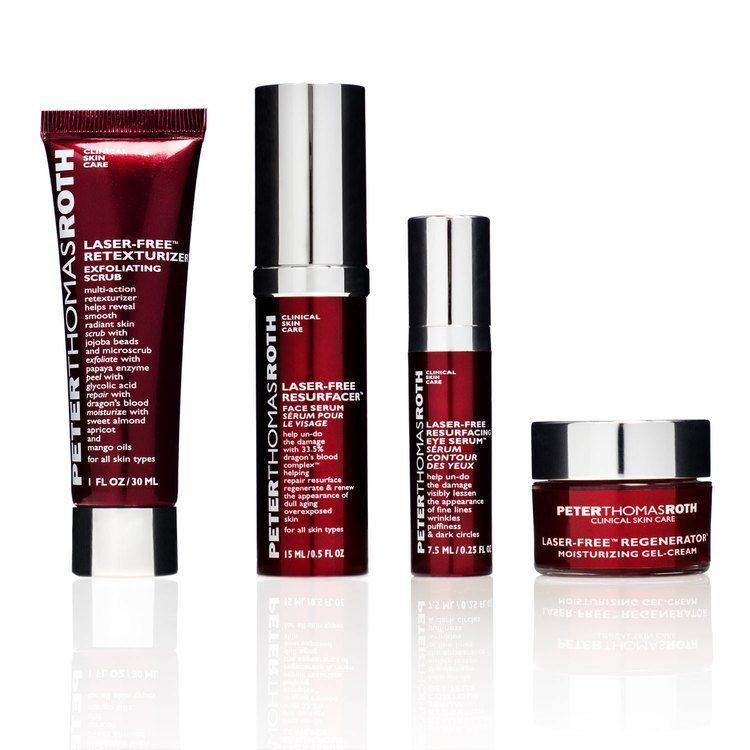 Peter Thomas Roth Laser-Free Resurfacing Kit (4 Pieces)