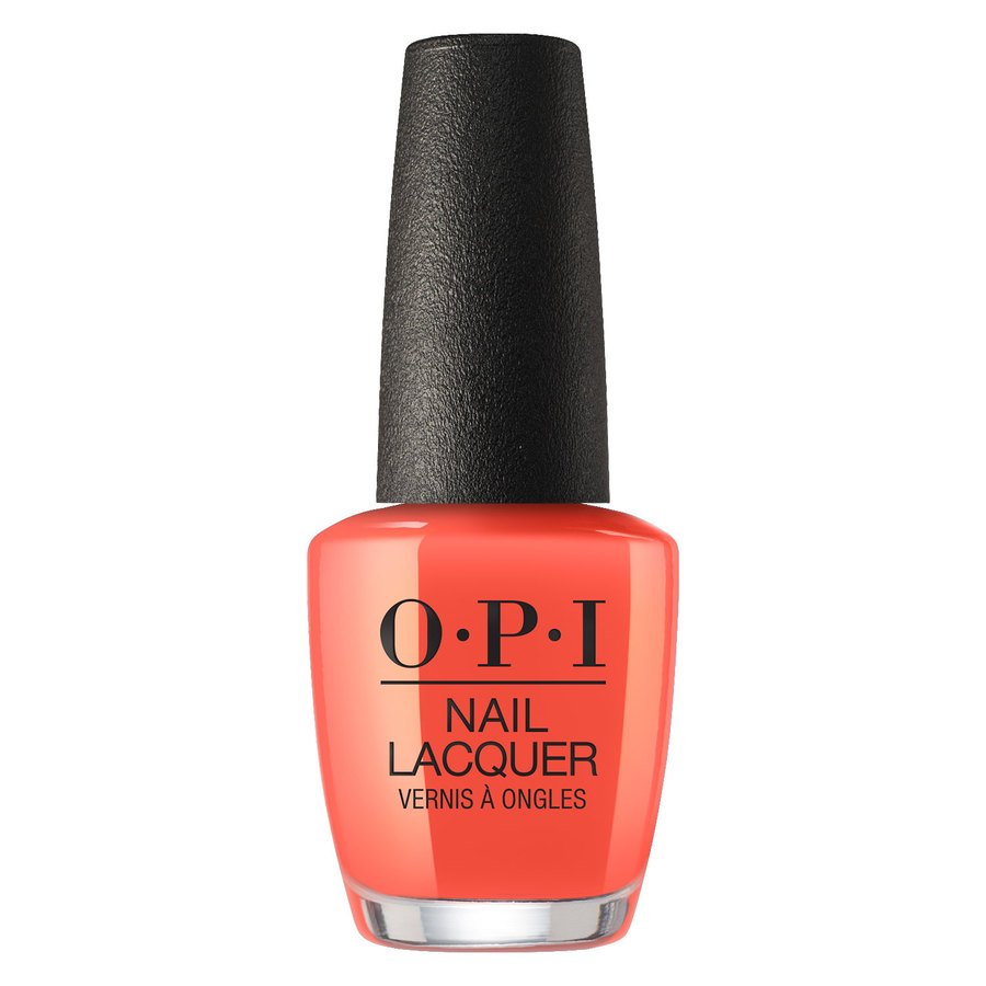 OPI Tokyo Collection Nail Polish, Tempura-ture Is Rising! (15 ml)