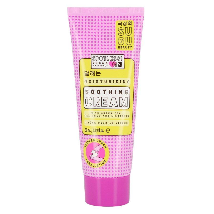 SUGU Spotless Moisturising Soothing Cream 50ml