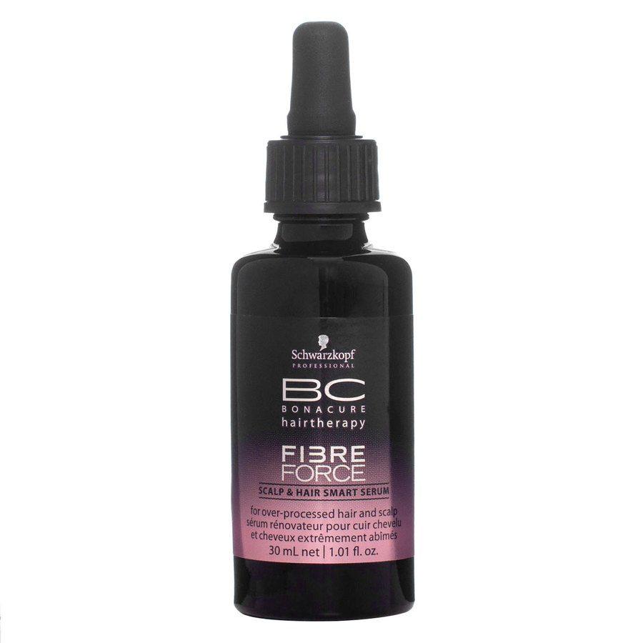Schwarzkopf BC Bonacure Fibre Force Scalp & Hair Smart Serum (30 ml)