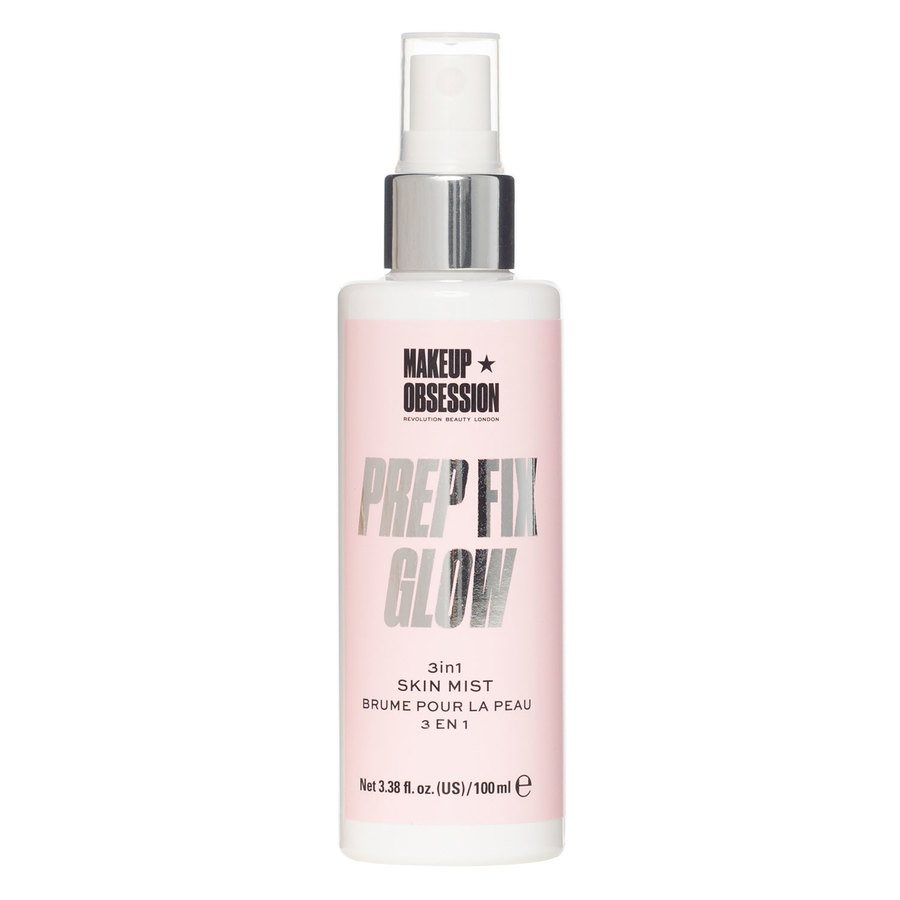 Makeup Obsession Prep Fix Glow Skin Mist 3-In-1 (100 ml)