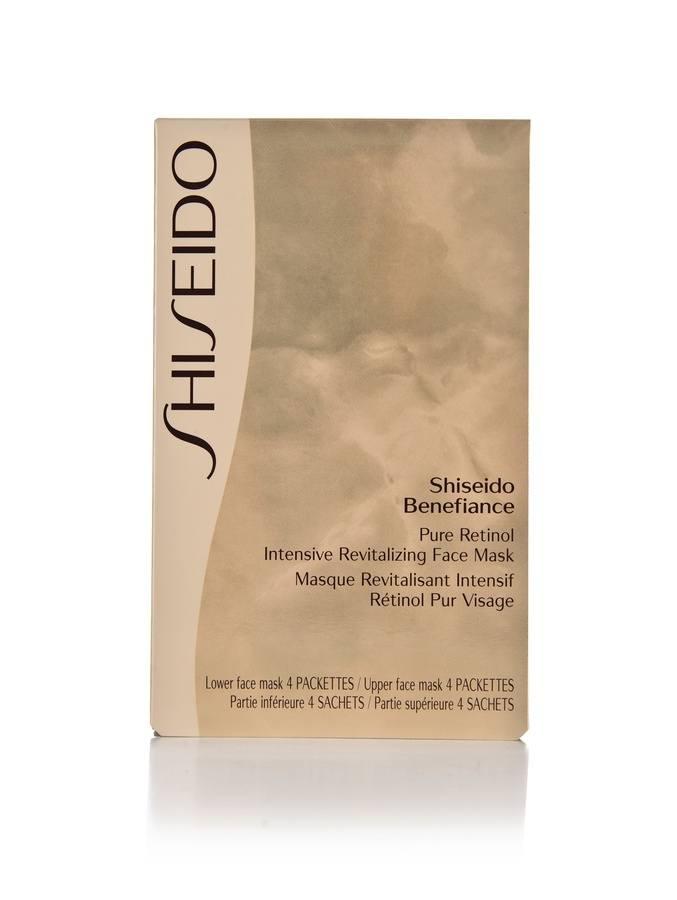Shiseido Benefiance Pure Retinol Instant Revitalizing Face Mask 4 Stück