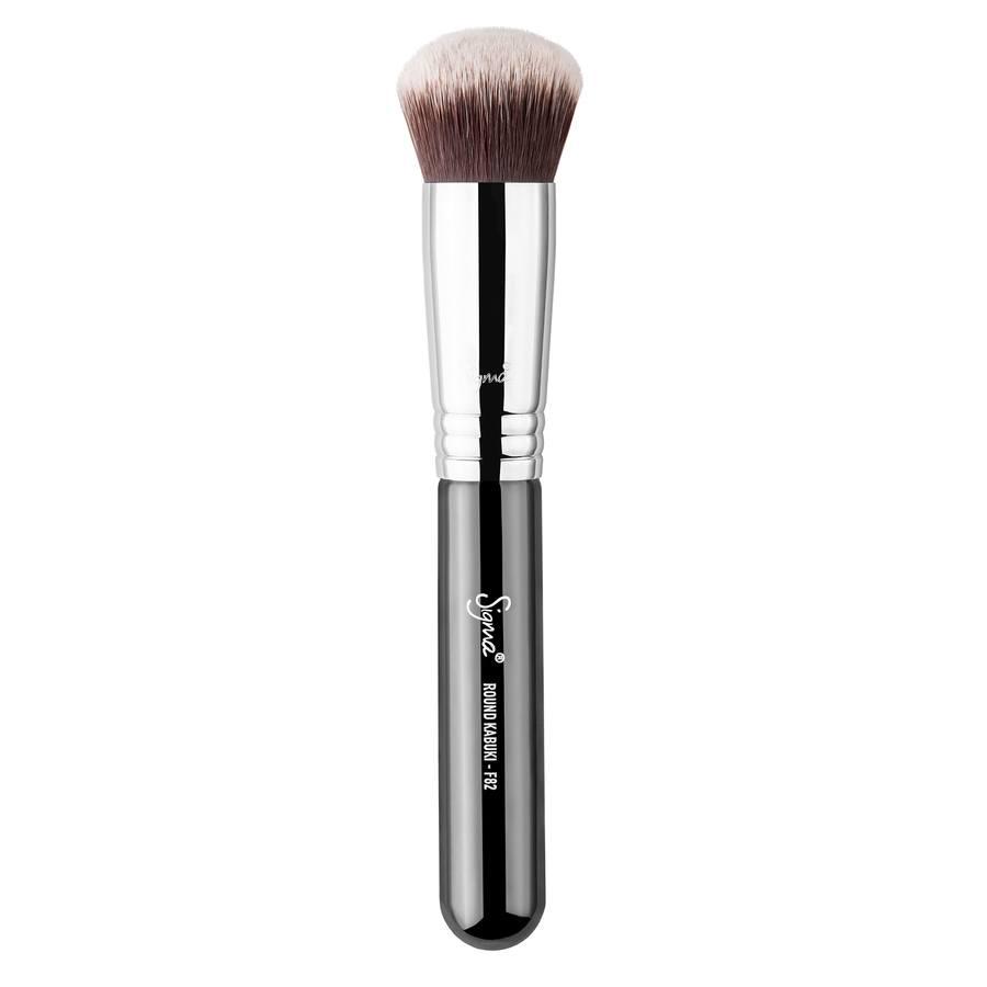 Sigma F82 Round Kabuki Brush Copper