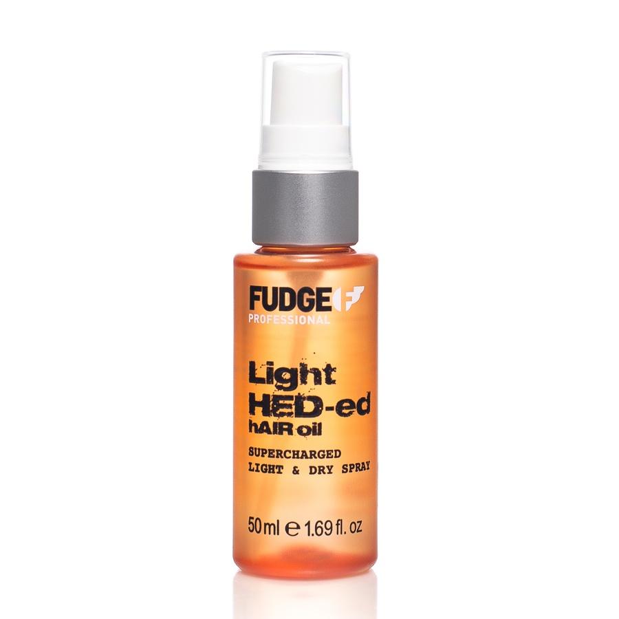 Fudge Light Hed-ed Hair Oil Light & Dry Spray (50 ml)