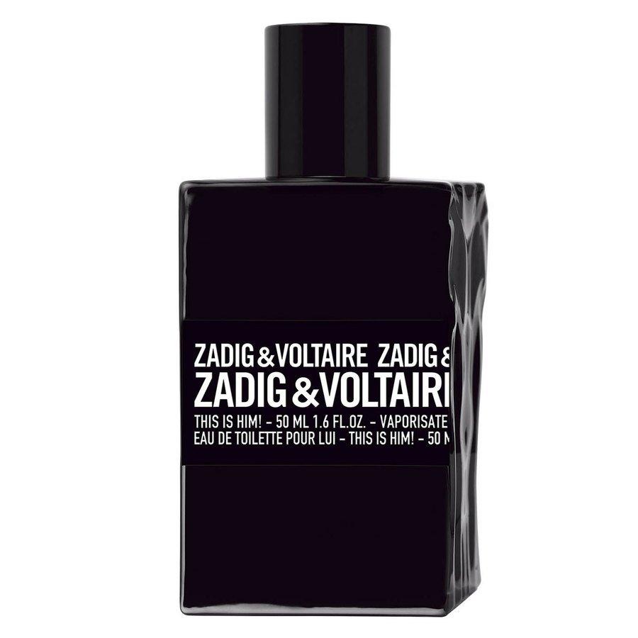Zadig & Voltaire This Is Him Eau De Toilette (50 ml)