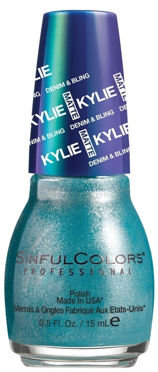 Kylie Jenner Sinful Colors Nail Polish (15 ml), #2104 Kustom Fit