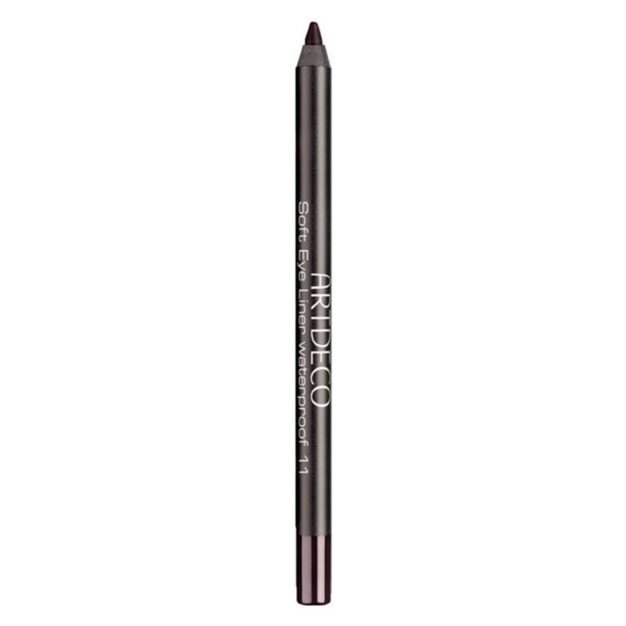 Artdeco Soft Eye Liner Waterproof, #11 Deep Forest Brown