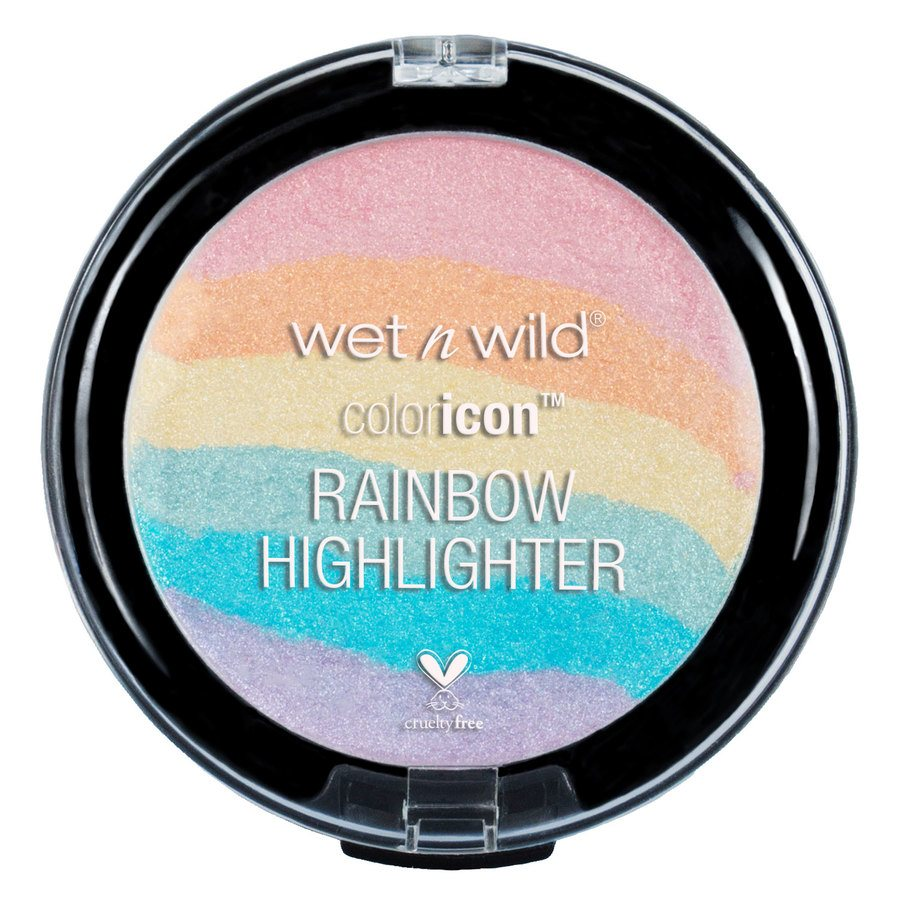 Wet n Wild Color Icon Rainbow Highlighter Unicorn Glow