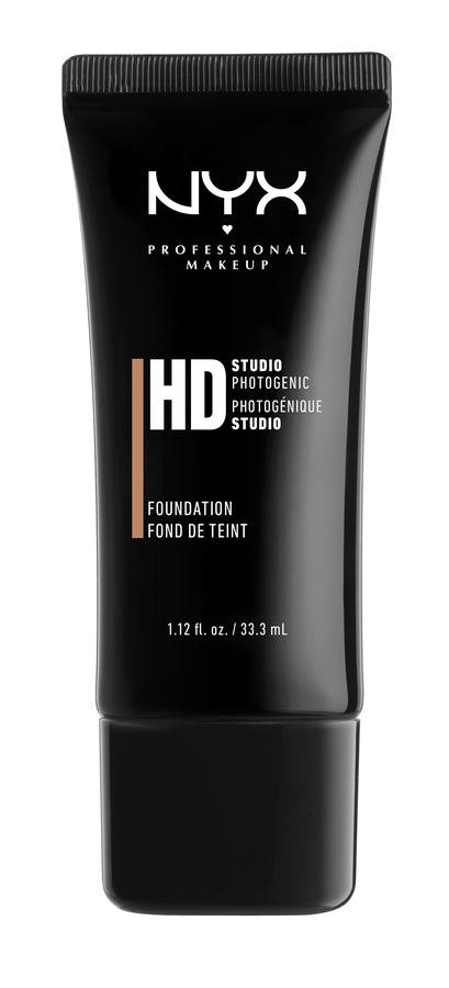 NYX Prof. Makeup HD Studio Photogenic Foundation, Natural HDF103 (33 ml)