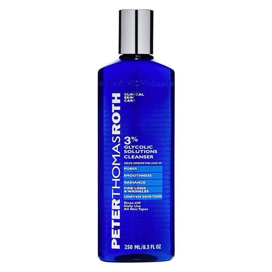Peter Thomas Roth Glycolic Acid 3% Facial Wash Reinigungsgel (250 ml)