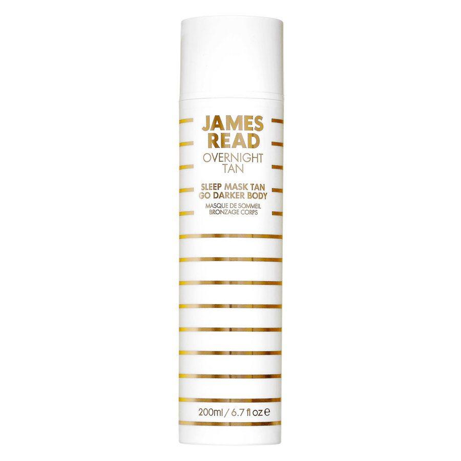 James Read Sleep Mask Tan Go Darker Body (200 ml)