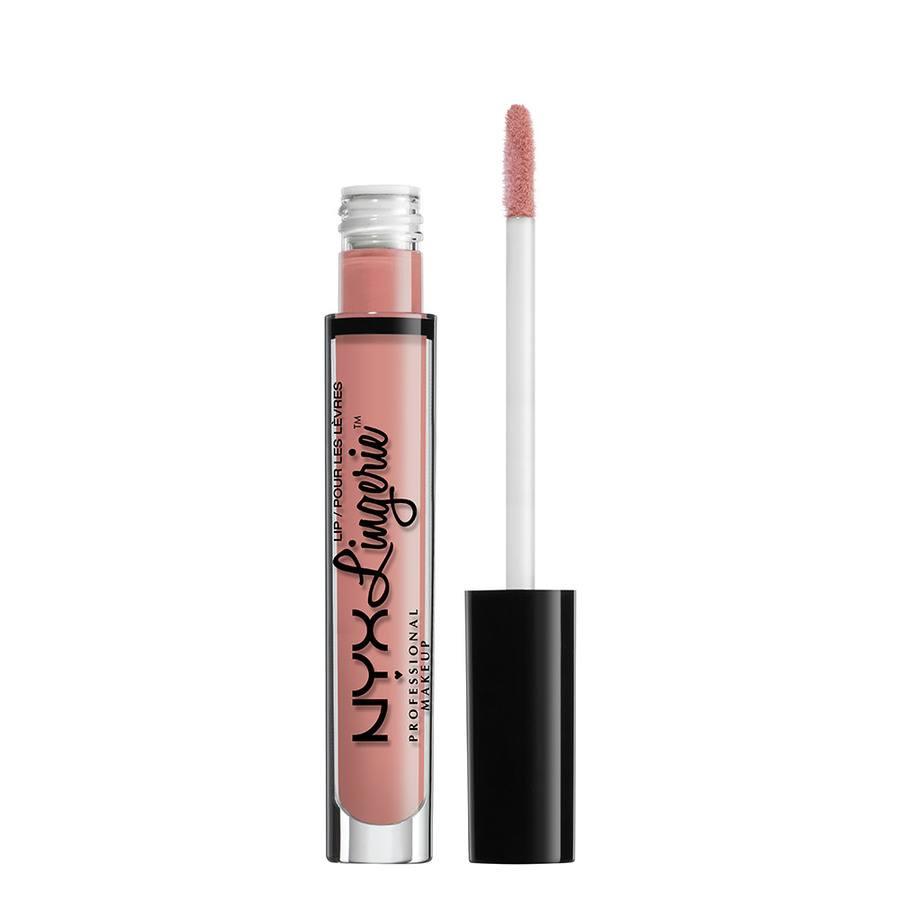 NYX Professional Makeup Lingerie Liquid Lipstick, Silk Indulgent LIPLI22 (4ml)