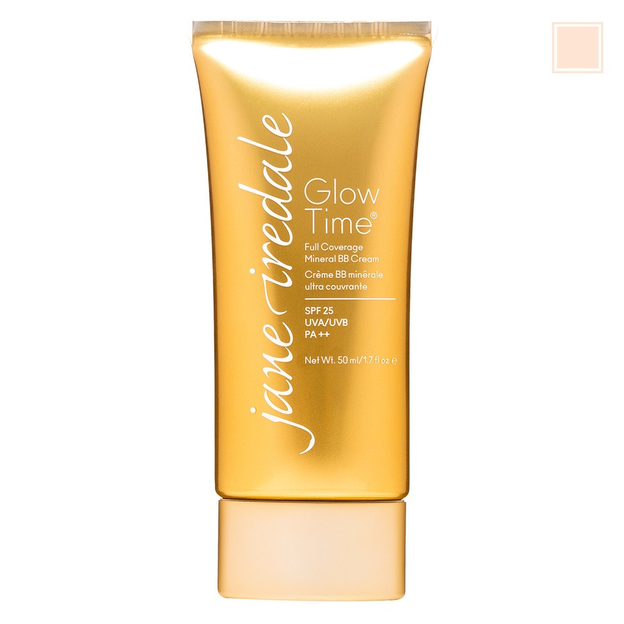 Jane Iredale Glow Time Full Coverage Mineral BB Cream BB1 (50 ml), Fair