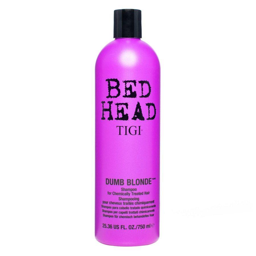 Tigi Bed Head Dumb Blonde Shampoo (750 ml)