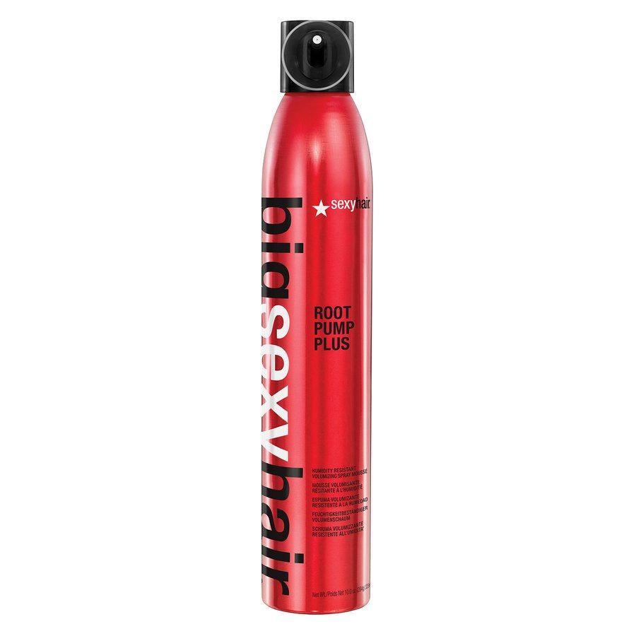 Big Sexy Hair Root Pump Plus Volumizing Spray Schaumfestiger (300 ml)