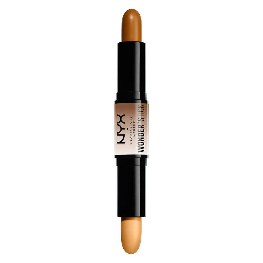 NYX Professional Makeup Highlight And Contour Wonder Stick, Deep