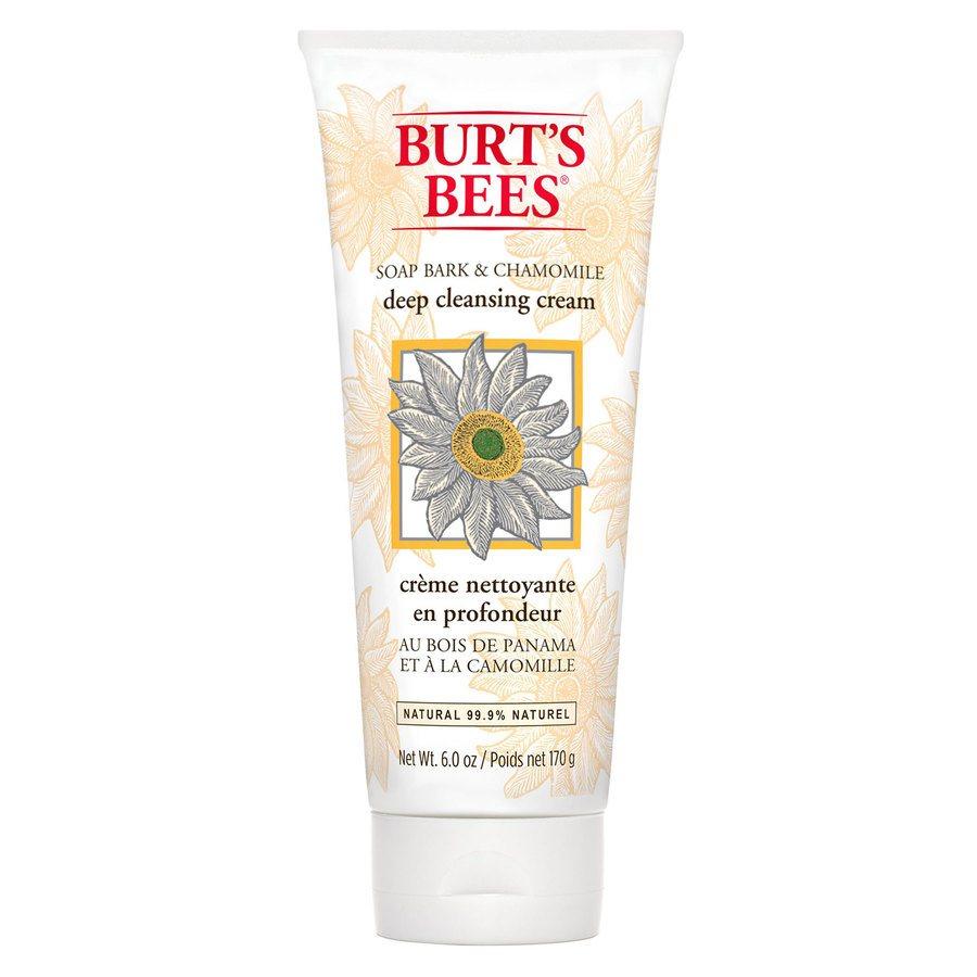Burt's Bees Soap Bark & Chamomile Deep Cleansing Cream (170 g)