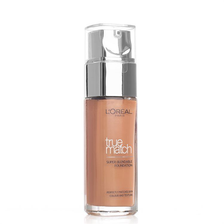 L'Oréal Paris True Match Liquid Foundation, W5 Honey Sand