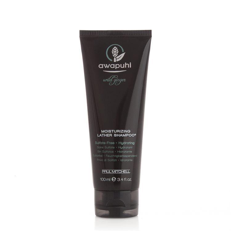 Paul Mitchell Awapuhi Wild Ginger- Moisturizing Lather Shampoo (100 ml)