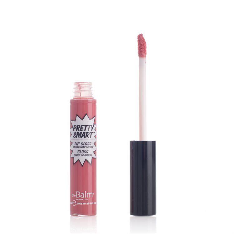 theBalm Pretty Smart Lip Gloss Bam