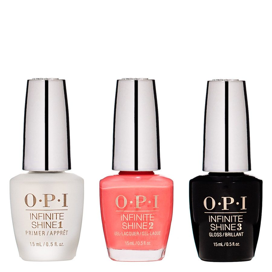 OPI Infinite Shine California Dreaming Collection (3 x 15 ml)