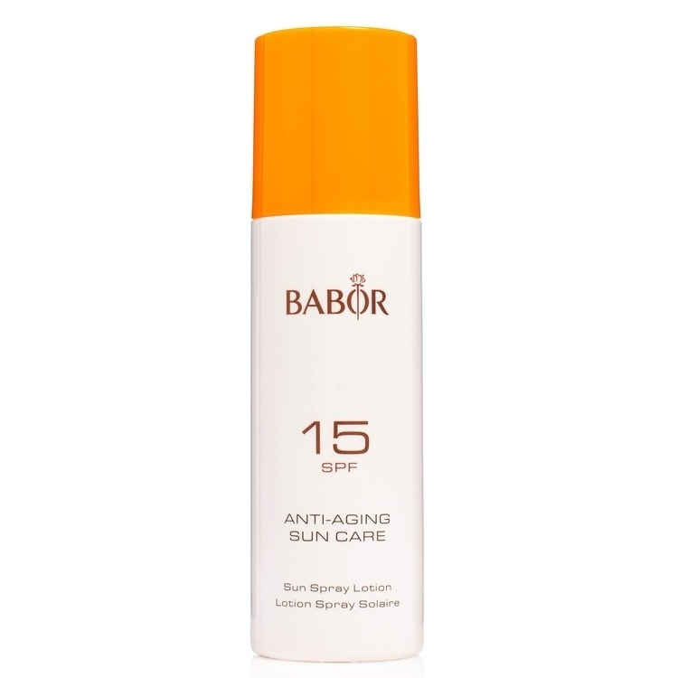 Babor Protection Sun Spray Lotion Sonnenschutzspray LSF 15 (200 ml)