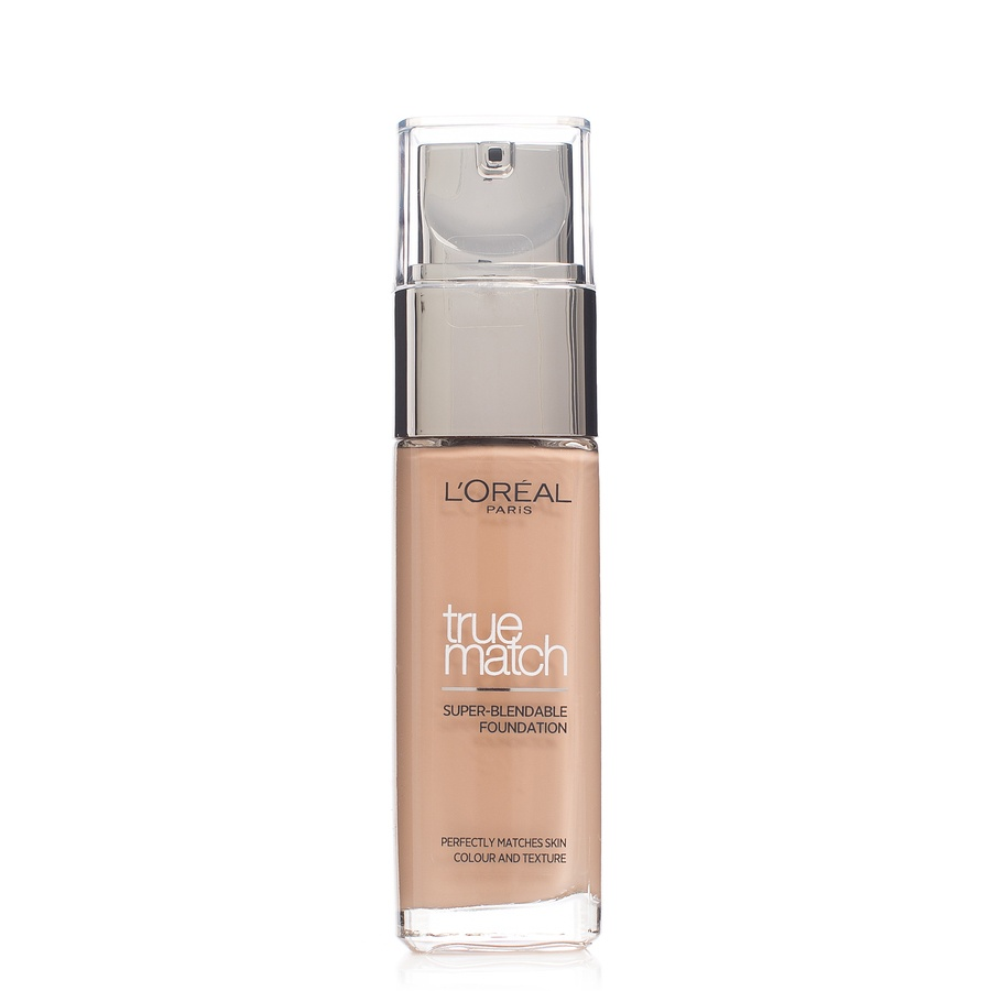 L'Oréal Paris True Match Liquid Foundation, N4 Beige