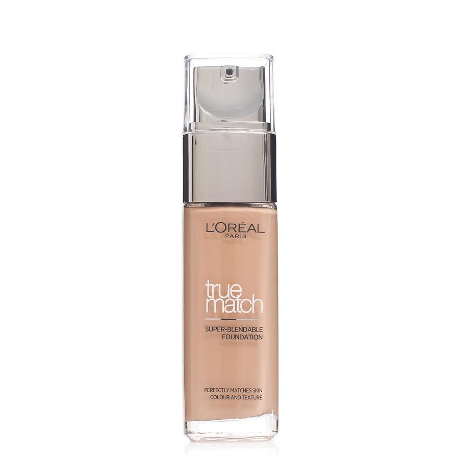 L'Oréal Paris True Match Liquid Foundation, N4 Beige