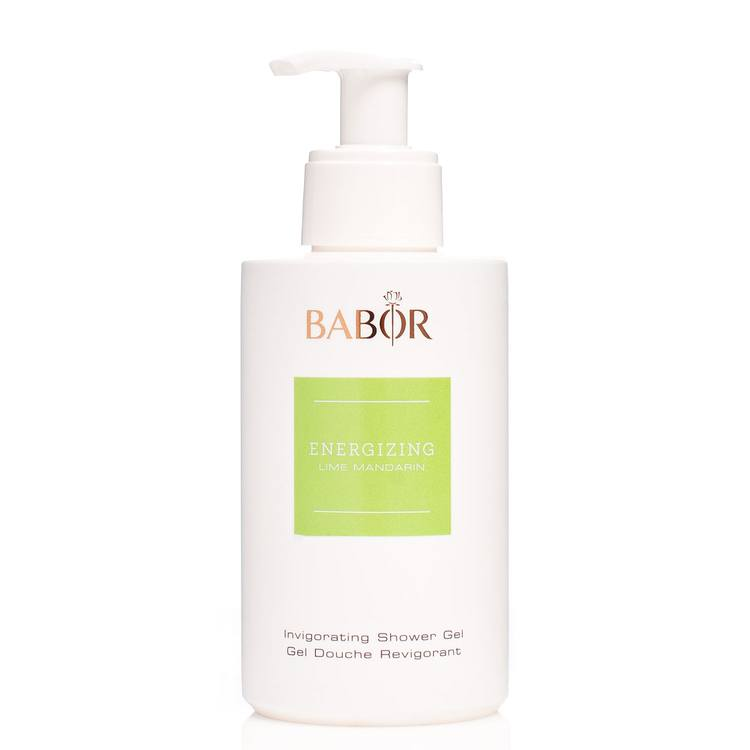 Babor Energizing Lime Mandarin Invigorating Shower Gel Duschgel (200ml)