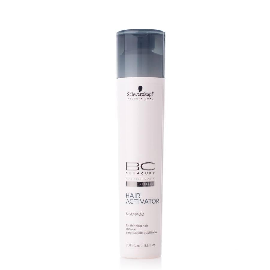 Schwarzkopf BC Bonacure Hair Activator Shampoo (250ml)