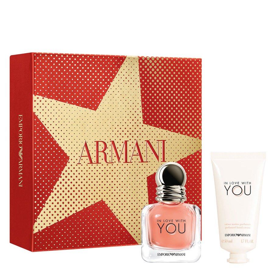 Giorgio Armani Emporio Armani In Love With You Geschenkset