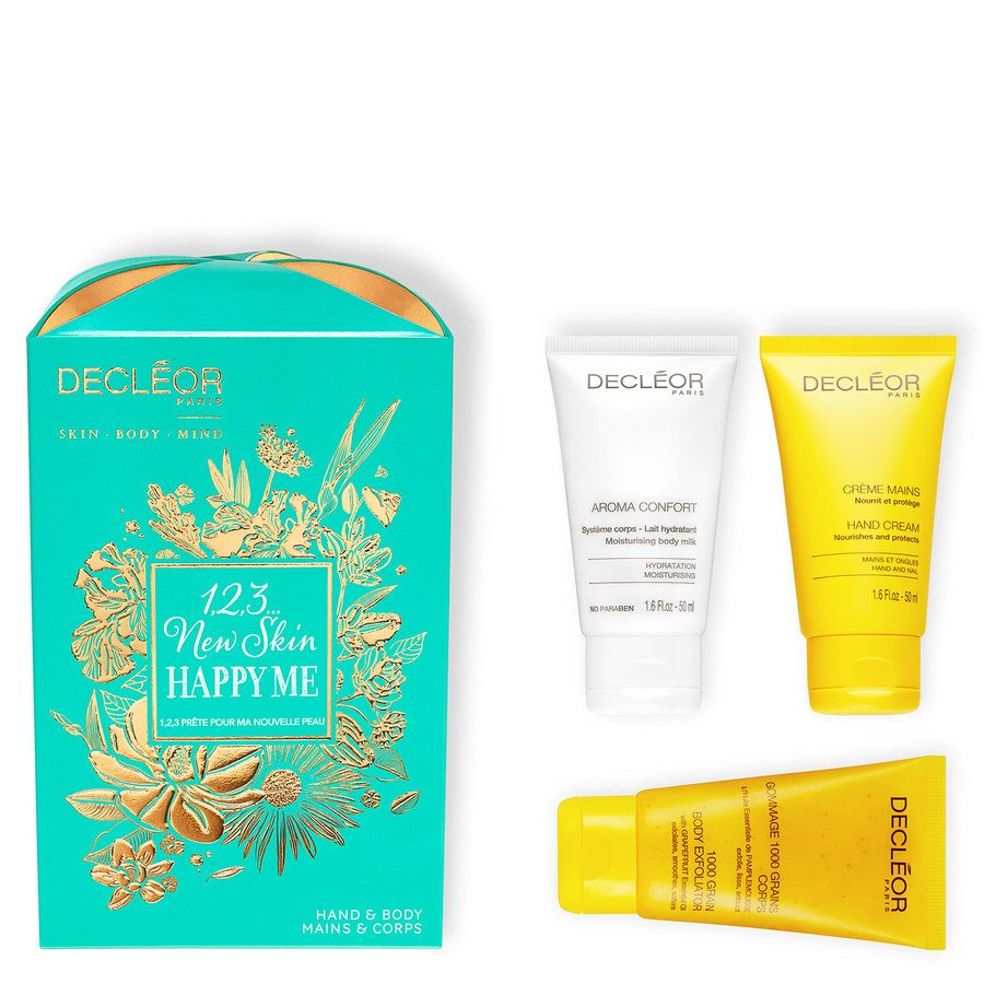 Decléor 1, 2, 3 New Skin, Happy Me Kit Body Trio Geschenkset