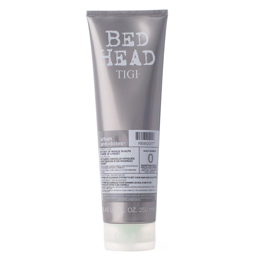 Tigi Bed Head Reboot Scalp Shampoo (250ml)